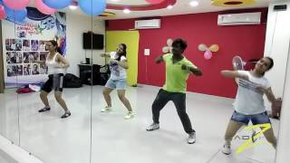 Super Girl From China | Bollywood Fitness