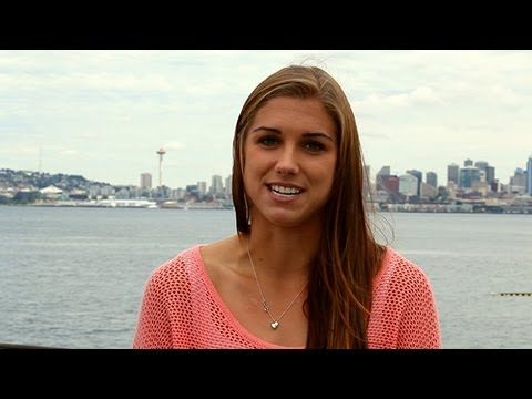 Qualified: Alex Morgan's Soccer Superstitions