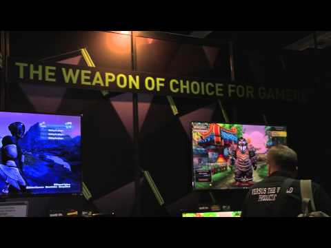 NVIDIA at PAX Prime 2012