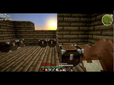 Minecraft: Getting furry on the YogBox Part 46 - Waiting for a norman