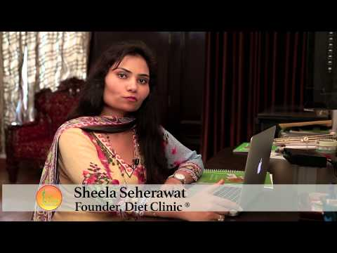 Diet Clinic  Health & Diet tips by Dr. Sheela Seharawat