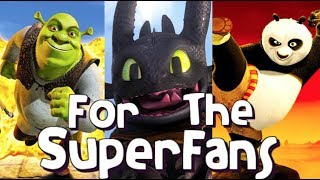 Mega IMPOSSIBLE Dreamworks Guess The Song - FOR THE SUPERFANS!