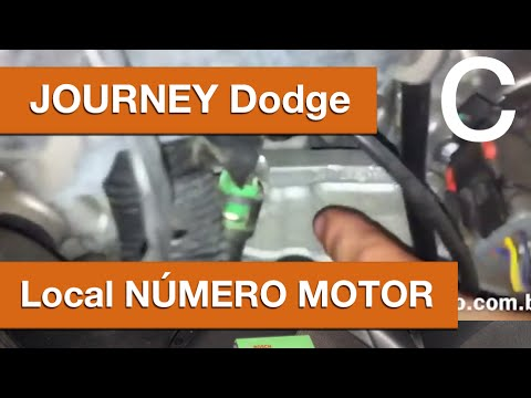 Dr CARRO Local Numero Motor Journey Dodge