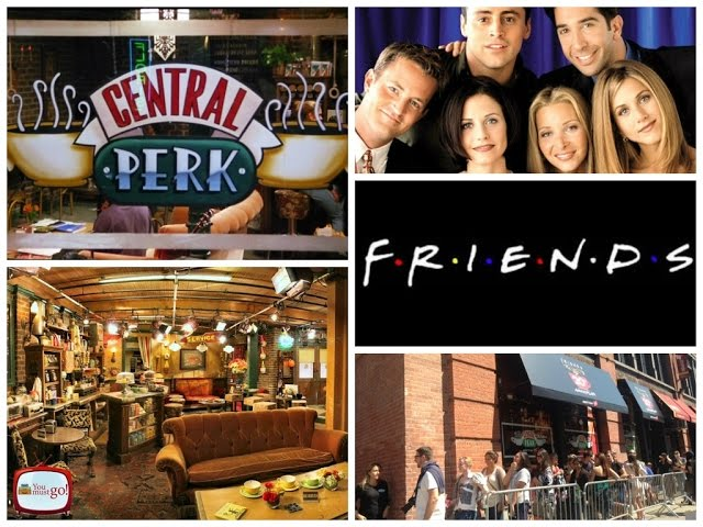 Central Perk, NY- You Must Go!