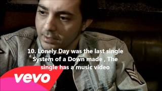 15 System Of A Down Facts