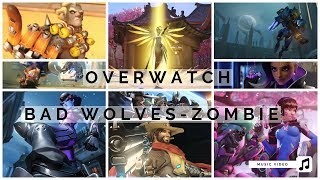 Download Lagu Overwatch - Music Video - Bad Wolves - Zombie Gratis STAFABAND