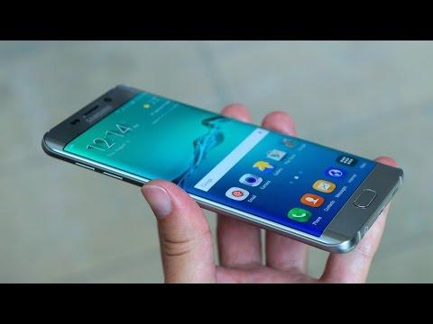 Samsung Galaxy S6 edge Disassembly