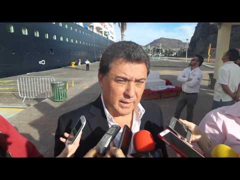 Preparado Guaymas para cruceros - Otto Claussen