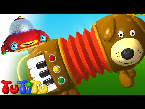 TuTiTu Toys | Accordion