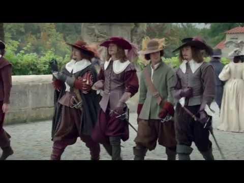 """""""Три мушкетера"""" - новая экранизация. Приключенческий фильм. Новинка 2013."""