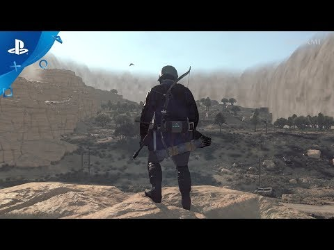 METAL GEAR SURVIVE – Launch Trailer | PS4
