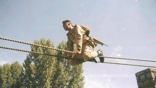 Pak Army training