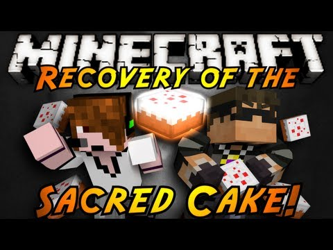 Minecraft: Recovery of the Sacred Cake FINALE!!