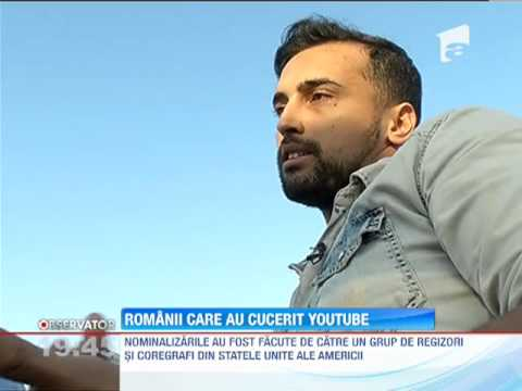 Romanii Care Au Cucerit Youtube video
