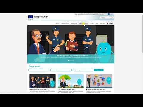 Educación tributaria - Portal TAXEDU