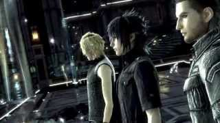 FINAL FANTASY XV Gameplay Reveal (E3 2013)