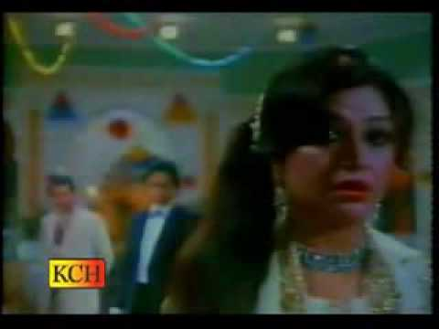 Aaj Tu Ghair Sahi ~ Pakistani Film Song. video