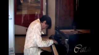 YOUNG  JAZZ  FESTIVAL 12  PIANO SOLO  FRANCESCO GRILLO.mov
