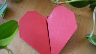 Origami ɛ♥ɜ  Beating Heart ɛ♥ɜ