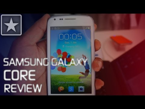★ Samsung Galaxy Core   Review