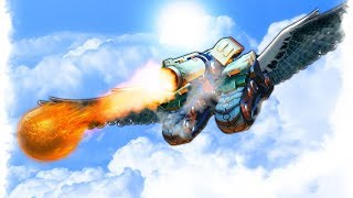 NEW Bastion Flying Ability..?! | Overwatch Best and Funny Moments - Ep.234