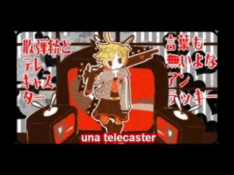 Unhappy Refrain Rin Len Kagamine Rin y Len Unhappy