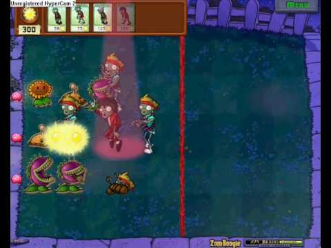 Michael Jackson a lo plants Vs Zombies