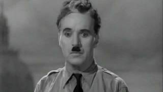 The Dictator - 'The Great Dictator' speech by Charlie Chaplin (Subtitles - Best Version)