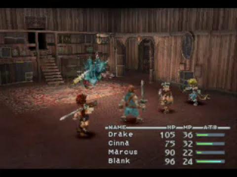 Final Fantasy IX- Opening+First Battle