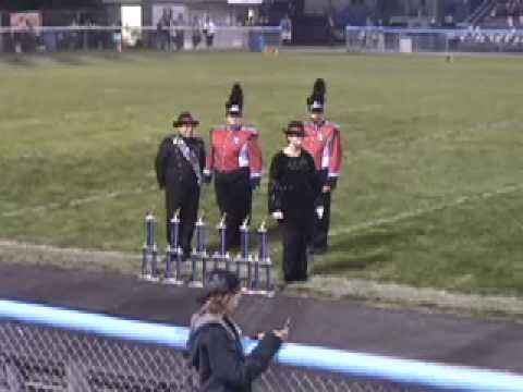 Struthers High School Marching Band 2008 Awards
