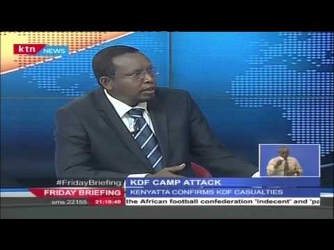 Abdiwahab Shekh an exepert on Somalia Affairs on KDF attack