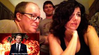 Parents React to Epic Rap Battles of History Part 1