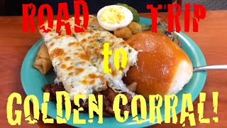 LIFE STORY!! HOW I GOT BANNED FROM GOLDEN CORRAL DON'T DO THIS IF YOU LOVE FOOD!! OR DO?