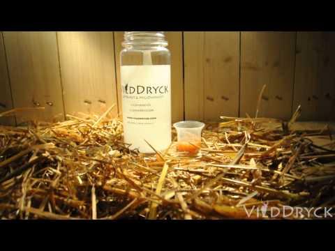 VildDryck - Sparkling drinks; Beer, Soda, Sparkling Wine, Cider - Carbonic acid without machine!