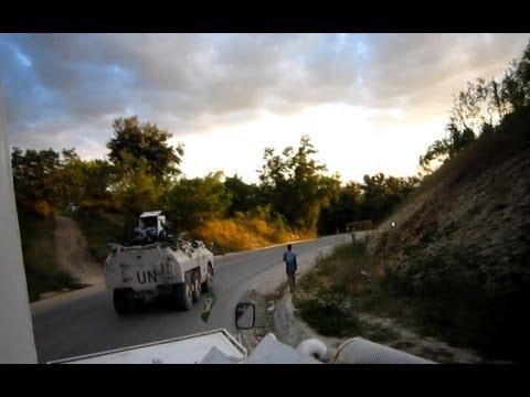 APC 6X6 Engesa EE-11 URUTU -  Mirebalais HAITI