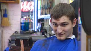 Tyler Zeller gets ready for draft night!