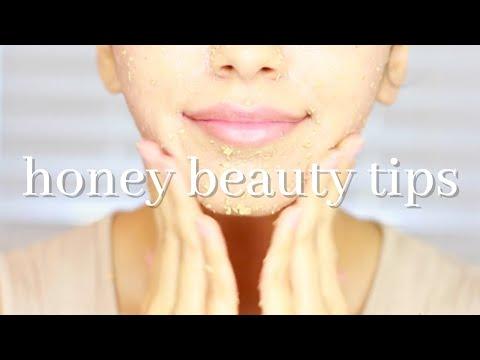 5 Honey Beauty Tips