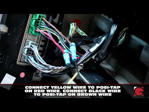GROM Volvo S60 2005 2006 2007 2008 Car Stereo Removal and Bluetooth Car Kit Installation Guide