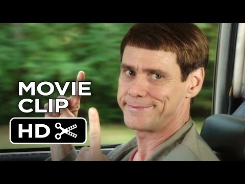 Dumb and Dumber To Movie CLIP - He Who Smelt It (2014) - Jim Carrey, Jeff Daniels Movie HD