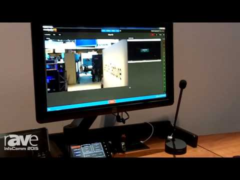InfoComm 2015: Sony Shows Off Its Lecture Capture System SRG-300H