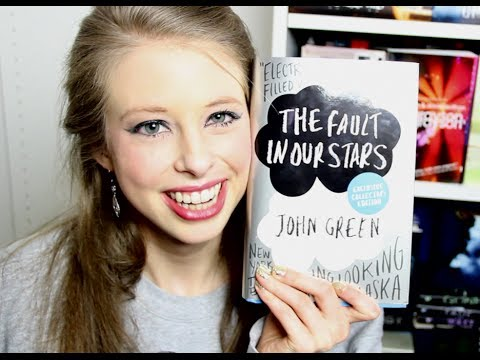 THE FAULT IN OUR STARS BY JOHN GREEN | booktalk with XTINEMAY