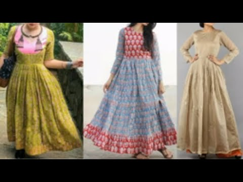 #Designer Gown Collection 2017-18 | #Latest Gown Dress Designs 2018 | Tulsi Fashion |