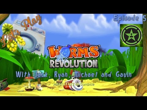 Let's Play - Worms Revolution: Episode 5