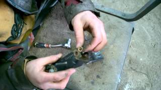 Механизм раздвижной двери Крайслер вояджер,таун кантри,Додж караван.