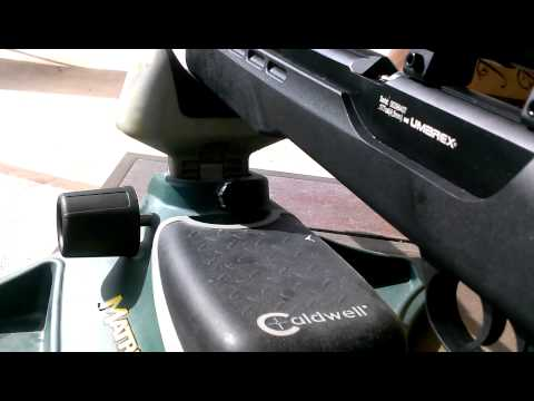 Umarex fusion .177 cal CO2 pellet rifle