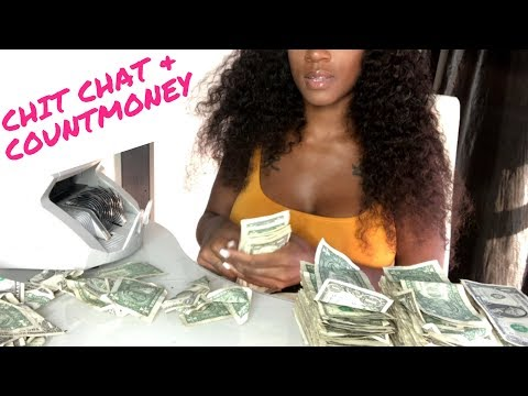 COUNT STRIP CLUB MONEY & CHIT CHAT! W/ SOME INTERESTING TOPICS
