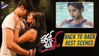Happy Birthday Movie Back To Back Best Scenes | Sanjjana | Latest Telugu Movies | Telugu FilmNagar