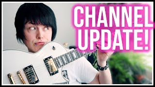 Channel Update! - Big changes are coming