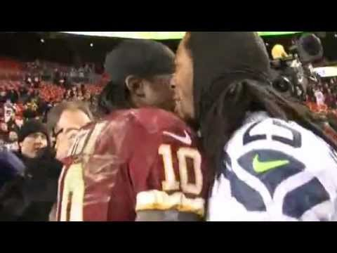 Ima Punch You In Your Face: Sherman Mic