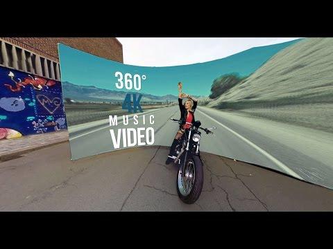 Noa Neal 'graffiti' 4k 360° Music Video Clip video